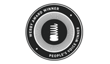 Webby Award, Peoples\' Voice Winner